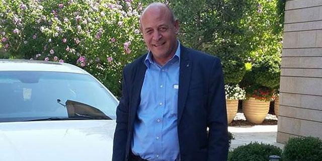זאב דולינסקי. מונה ב־2014 כיועץ אישי לנשיא במסגרת משרת אמון, צילום: מתוך עמוד הפייסבוק של זאב דולינסקי