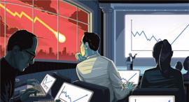 מגזין השקעות 25.12.19 איור כלכלה, איור: דניאל גולדפרב
