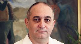 מגזין השקעות 25.12.19 אסף שהם מנהל השקעות ראשי בחברת הביטוח מגדל, צילום: יריב כץ