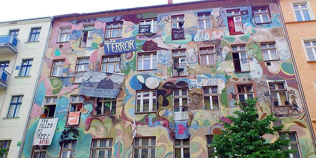 בניין ברלין זירת הנדלן, צילום: Pixabay