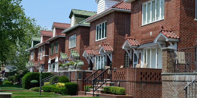 """בתי מגורים בארה""""ב, צילום: pixabuy"""