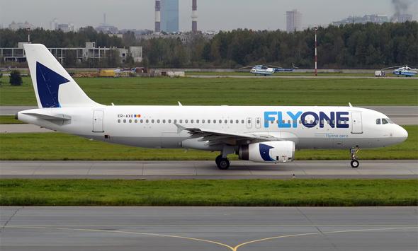 FlyOne. Photo: Wikipedia