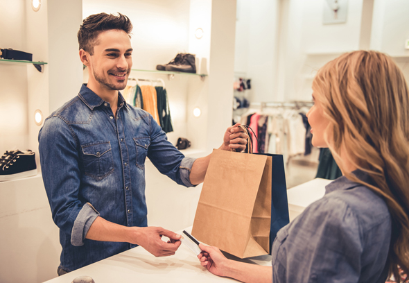 סוחרים שמביאים לרשת את הקשר האישי ללקוח - מצליחים יותר, צילום: שאטרסטוק
