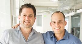 Fusion LA co-founders Yair Vardi (left) and Guy Katsovich. Photo: Elizabeth Dixon