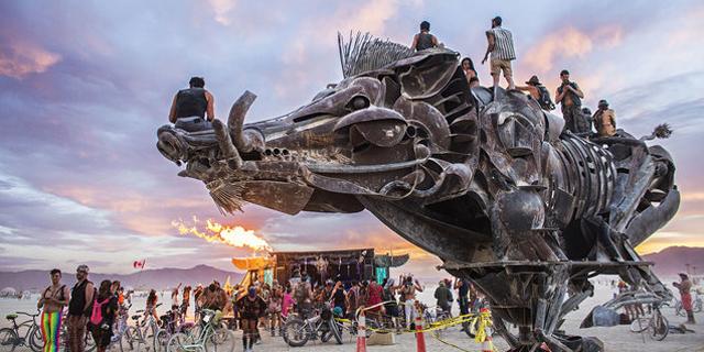 עוד קורבן לקורונה: פסטיבל ברנינג מן יהיה השנה וירטואלי