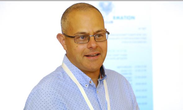 """כפיר אלפנדרי סמנכ""""ל מכירות Mid-Market ב-  Dell Technologies , צילום: ניב קנטור"""