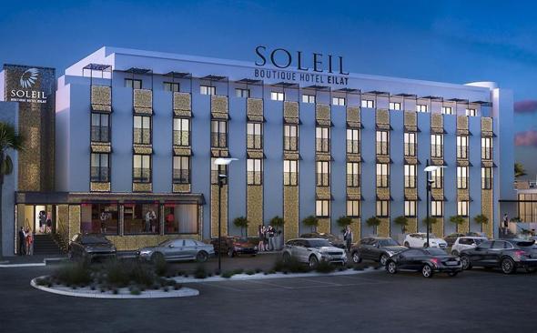 מלון סוליי אילת