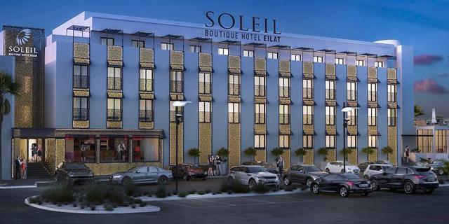 ישראל קנדה מתרחבת לאילת: תנהל את מלון סוליי