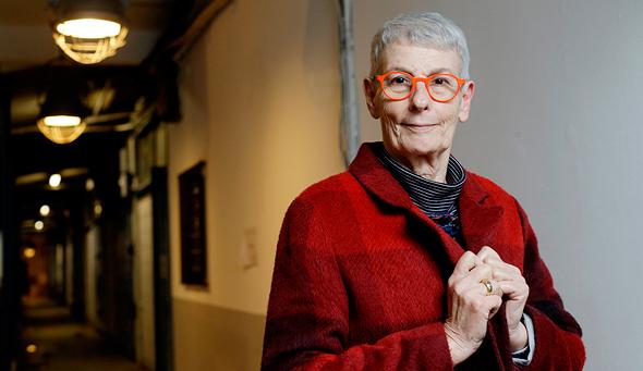 """ארנה ברי. """"בינואר אני חוגגת 70, ארבע שנים אחרי שאמרו לי שאחיה רק עוד כמה חודשים"""""""