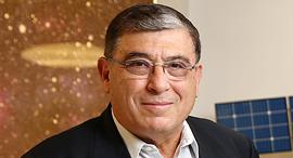דוד פולק המנכל הפורש של חלל תקשורת, צילום: אוראל כהן