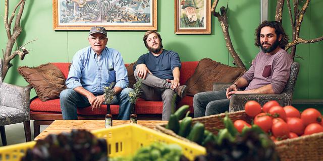 הכי פארם־טו־טייבל: מסעדת שף בתוך משק חקלאי