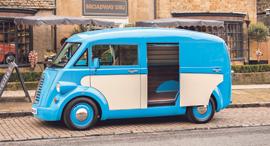 רכב חשמלי קלאסי , צילום: Simon Kay Quench