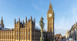 פוטו מגדלי שעון לונדון ביג בן Elizabeth Tower, צילום: שאטרסטוק