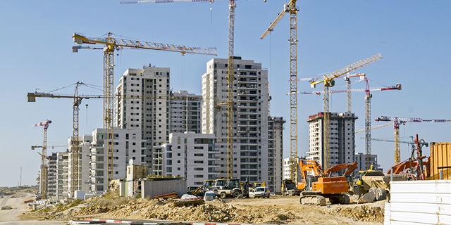 """אתר בנייה 2019 זירת הנדל""""ן, צילום: שאטרסטוק"""