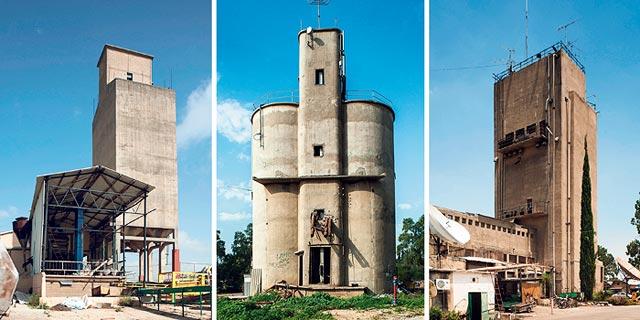 חוג הסילו: האדריכל יוסי פרידמן בעקבות מגדלי הממגורות הנטושים