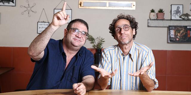 שחקן אוהב דגים? איך הגיעו עמי סמולרצ'ק ואורי הוכמן למסעדנות?