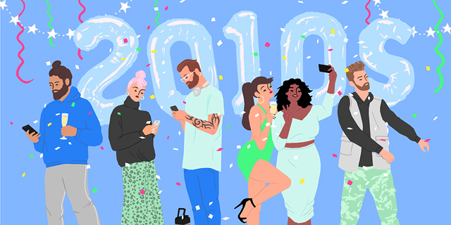 איך תיראה המסיבה לזכר העשור שמסתיים?