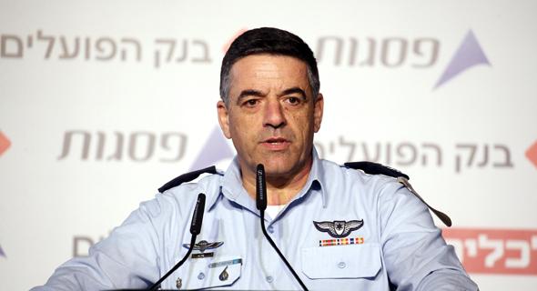 אלוף עמיקם נורקין מפקד חיל האוויר