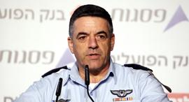 ועידת התחזיות 31.12.19 אלוף עמיקם נורקין מפקד חיל האוויר, צילום: יריב כץ