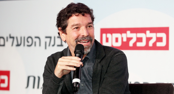Oren Zeev of Zeev Ventures. Photo: Yariv Katz