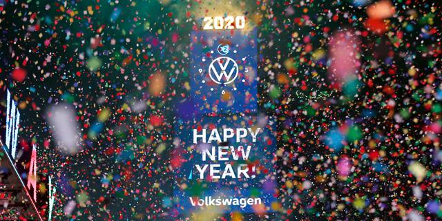 עשור חדש הגיע: העולם חוגג את 2020