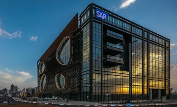 SAP R&D Center in Ra'anana, Israel. Photo: Uzi Porat