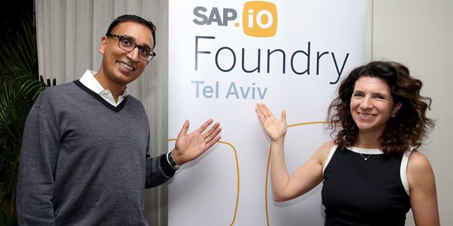SAP מרחיבה עשייה וחדשנות בישראל