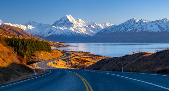 הר קוק, ניו זילנד