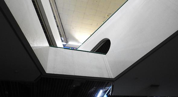 שליטה במרחב באמצעות גאומטריה, צילום: דור זומר