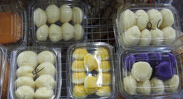 אוכל פיליפיני מסורתי, צילום: דור זומר