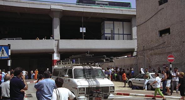 פיגוע בתחנה המרכזית. שנת 2001