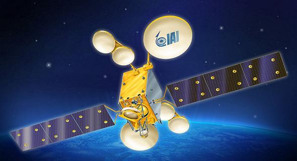 הדמיה של לוויין התקשורת , תעשייה אווירית