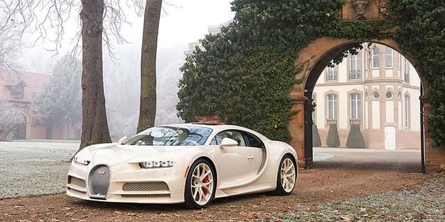 דיווחים בעולם: פולקסווגן תמכור את יצרנית מכוניות העל בוגאטי