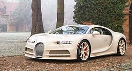 בוגאטי שירון מהדורת הרמס 1, צילום: Bugatti