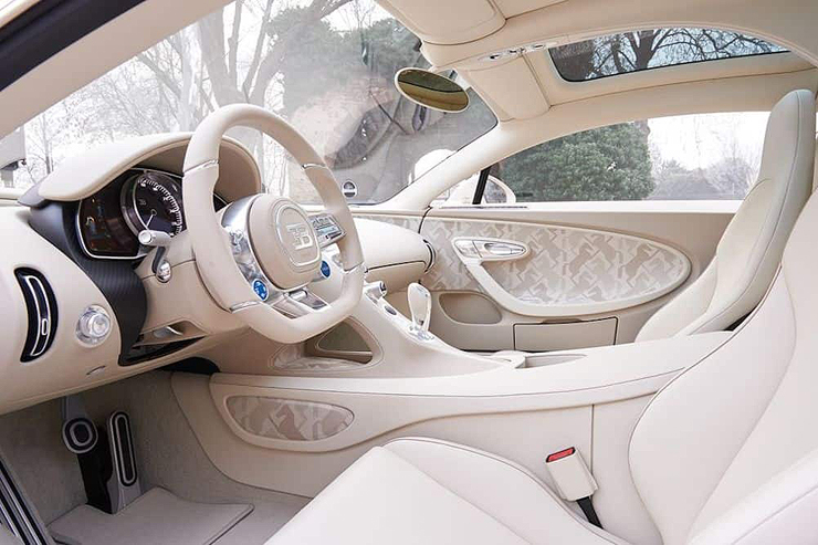 , צילום: Bugatti