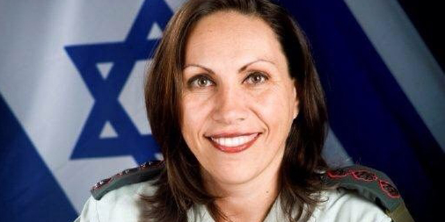 IDF head censor Ariella Ben-Avraham. Photo: PR