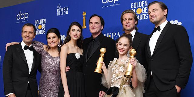 יהיו זמנים בהוליווד: פרסי הקולנוע בגלובוס הזהב 2020