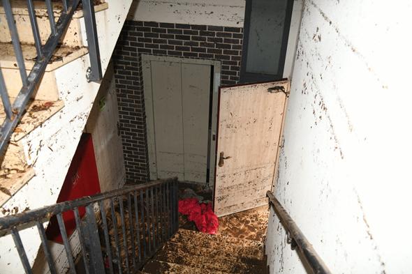 המעלית ברחוב נדב, צילום: יאיר שגיא