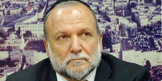 שר הבינוי והשיכון החדש יצחק כהן זירת הנדלן, צילום: דוברות משרד האוצר