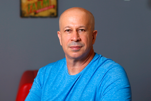 Payoneer co-founder Yuval Tal. Photo: Ron Rosenfeld