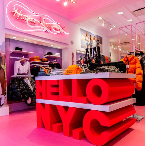 חנות עדיקה בניו יורק