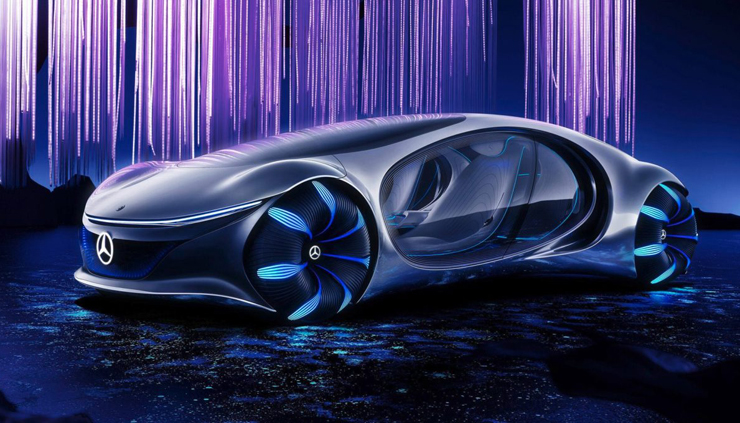, צילום: Mercedes Benz