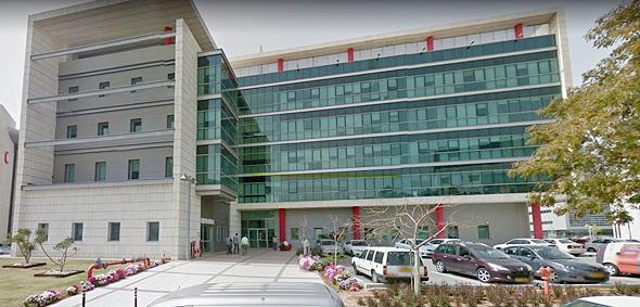 משרדי איירספאן ישראל באיירפורט סיטי