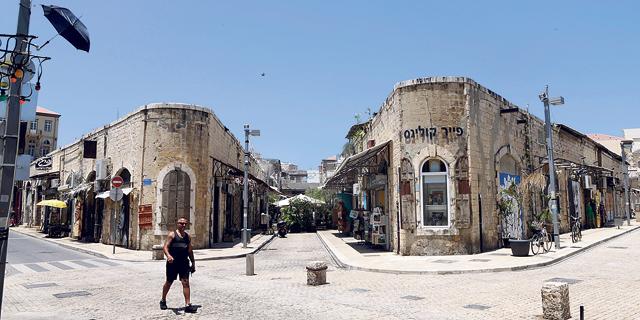 למרות התנגדות העירייה: 255 דירות וחדרי מלון בדרך לשוק היווני ביפו