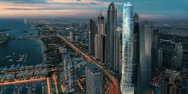 דובאי: המלון הגבוה בעולם יאבד את הכתר למלון אחר בנסיכות