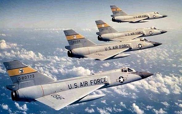 מטוסי F106