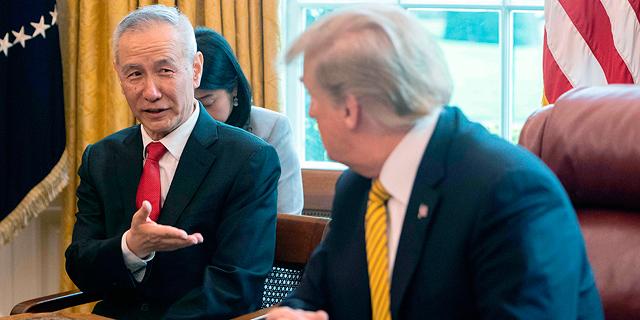 """""""סין לא תוכל לעמוד בדרישות הסכם הסחר"""""""