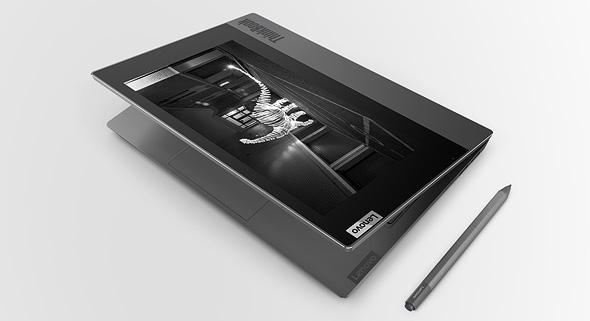 לנובו ThinkBook Plus לפטופ דיו אלקטרוני, צילום: לנובו