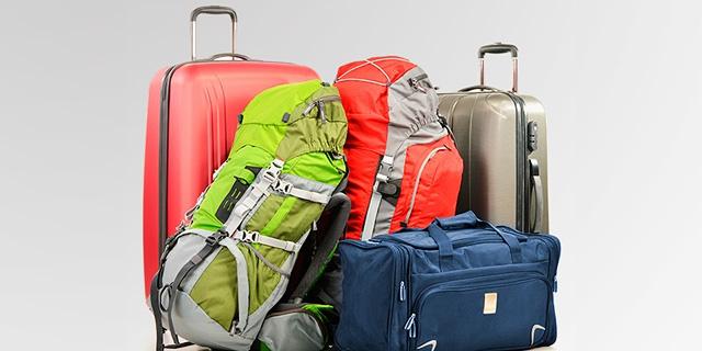 טרולי או תיק גדול - מה עדיף לקחת לטיסה?