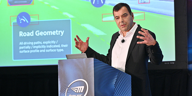 In the Race for Autonomous Vehicles, Mobileye Looks to China